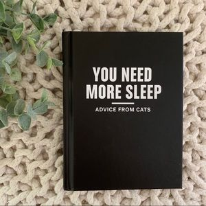 You Need More Sleep Accents - You Need More Sleep - Advice From Cats Book